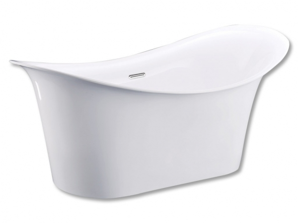 Wave Freestanding Bath
