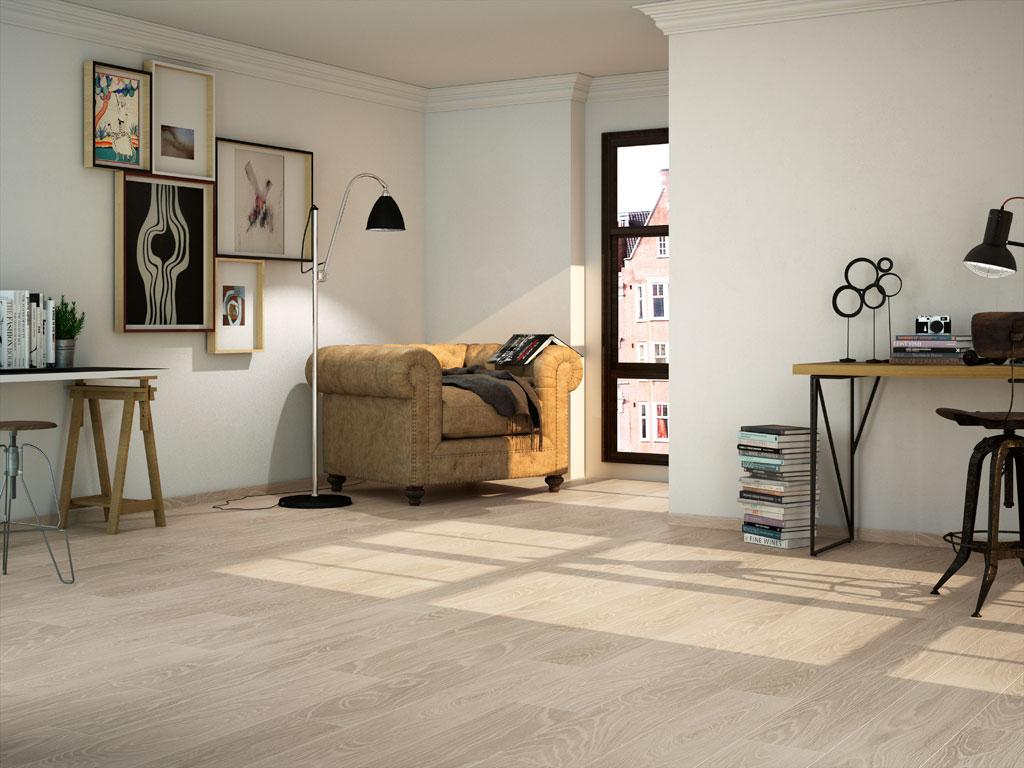 Cherokee cream wood effect floor tile 20x114 doublecrazyfo Image collections