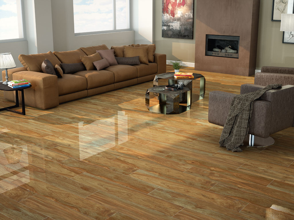 Lacrosse roble wood effect floor tile 20x114 dailygadgetfo Choice Image