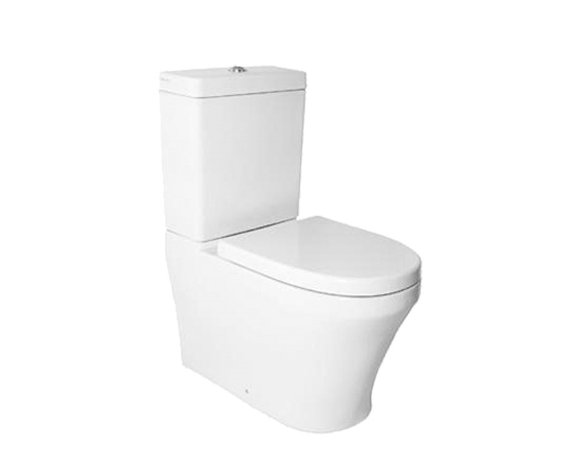 Kai Open Back Toilet Pan